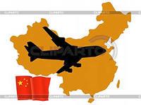 Как лететь в Китай