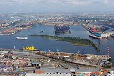 порт санкт петербург